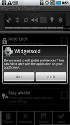 スクリーンショット: widgetsoid03